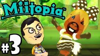 Download Miitopia PART 3 - Pop Star Epona - Mouse Boss - amiibo - Nintendo 3DS Demo Gameplay Walkthrough Video