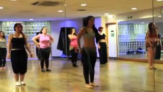 Download BELLY DANCE LESSON WORK OUT (FULL) BELLY DANCING Video
