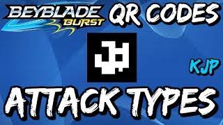 Download Beyblade Burst QR Codes (Attack Types) Video