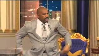 Download Steve Harvey Motivational Talk on Stress YouTube Video