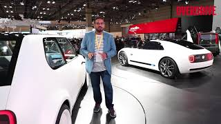 Download Honda Sport EV Concept - 2017 Tokyo Motor Show Video
