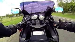 Download Kawasaki 750 Turbo....Blowing out the cobwebs. Video