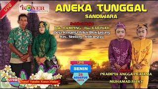 Download Live ANEKA TUNGGAL,, Senin 26 Agustus 2019. Desa Kenanga, Blok Jagung. Kec. Sindang Video