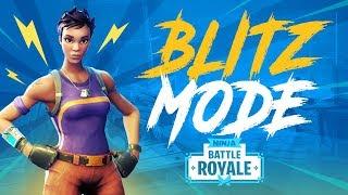 Download New Blitz! (Squad) Game Mode! - Fortnite Battle Royale Gameplay - Ninja Video