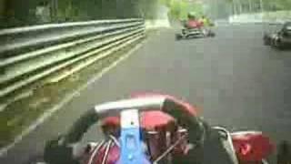 Download Race Kart at Nürburgring Nordschleife ( PART1 ) Video