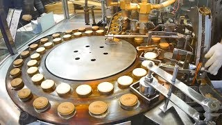 Download Automatic Cake Processing Machines Inside The Cake Factory - Fruitcake, Doughnuts, Cheesecakes Video