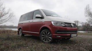 Download Тест Volkswagen Multivan T6 (Новый Мультиван 2016 от ТопЖЫр) Video