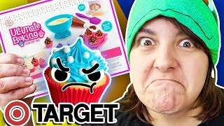 Download CASH or TRASH? Testing 4 Food Craft Kits from Target Cupcake, Foodie Surprise, Cotton Candy Maker Video