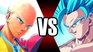 Download Goku Vs Saitama [Death Battle] WHY IT'S POINTLESS TO COMPARE ! Video