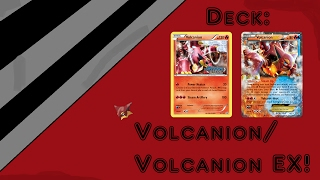 Download Standard Format Volcanion/Volcanion EX Deck Profile! (ft. Sun and Moon cards) | Volcanion's Decks Video