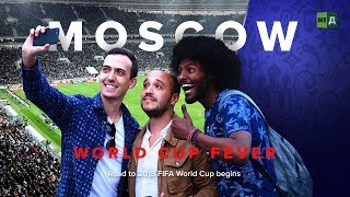 Download World Cup Fever: Moscow. Road to 2018 FIFA World Cup begins Video