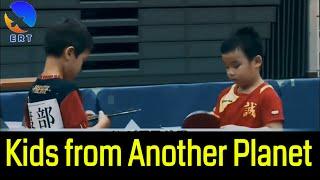Download AMAZING TABLE TENNIS MATCH: 1st Grade Kids Champion Video