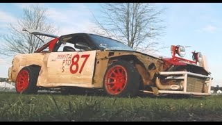 Download Clubloose Drift Party in a Nissan 240SX Drift Missile [Episode 13] - /MY LIFE AS A RALLYIST Video