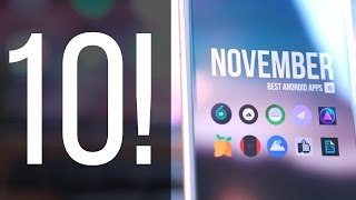 Download Best Android Apps - November 2016! Video