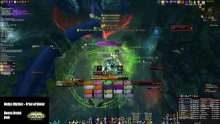 Download [Helya Mythic] Resto Druid PoV - Trial of Valor Raid Video