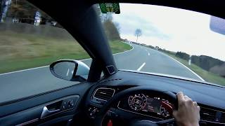 Download 2017| VW GOLF 7 GTI Facelift 230 HP| POV Day Driving with GO PRO| Full-HD Video