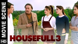 Download Jackie makes Boman's house full | Housefull 3 | Movie Scene Video