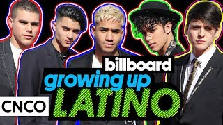 Download CNCO Reveals Favorite Telenovelas & Childhood Memories | Growing Up Latino Video