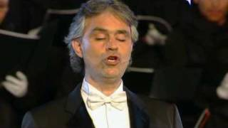 Download ANDREA BOCELLI (HQ) AVE MARIA (SCHUBERT) Video