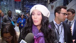 Download Cher: Donald Trump Winning Presidency Is Like a Death In My Family Video