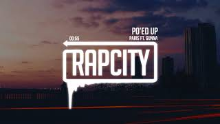 Download Paris - Po'ed Up ft. Gunna (Prod. By Marz) Video