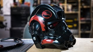 Download Making a Star Wars Battlefront 2 Helmet for Janina Gavankar! (Sponsored) Video