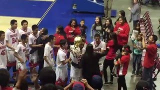 Download San Carlos BRAVES Wins Their FIRST STATE CHAMPIONSHIP!! Video