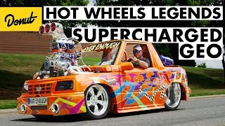 Download Insane Supercharged Chevy Geo Tracker Wins Big At Hot Wheels Legends Tour Charlotte Video