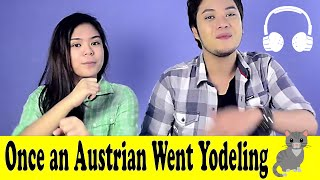 Download Once an Austrian Went Yodeling | Family Sing Along - Muffin Songs Video