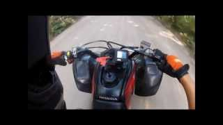 Download Honda trx 400ex TOP SPEED! Video