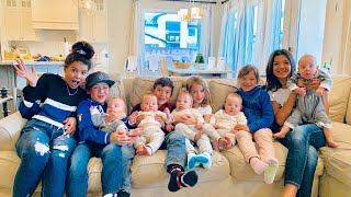 Download KID SWAP With Ohana Adventure Family - QUINTUPLET Care Crash Course Video