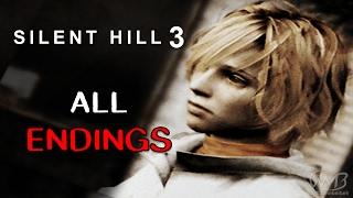 Download Silent Hill 3 - All Endings (with instructions) Video