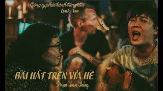 Download Bài Hát Trên Vỉa Hè   Phạm Toàn Thắng   Audio Official   Lyric Video Video