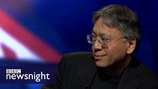 Download Kazuo Ishiguro on Brexit: 'The nation is very bitterly divided' - BBC Newsnight Video