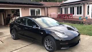 Download Tesla Model 3 - Car Number 1191, 1 week old. Video