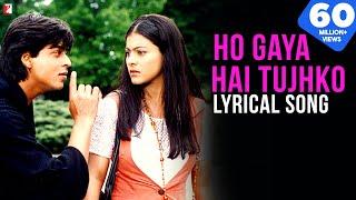 Download Lyrical: Ho Gaya Hai Tujhko Song with Lyrics | Dilwale Dulhania Le Jayenge Video