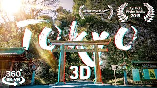 Download TRAVEL ✈️ Tokyo, Japan ⛩️ RELAX in 3D 360 Sights and Sounds VR Experience Video