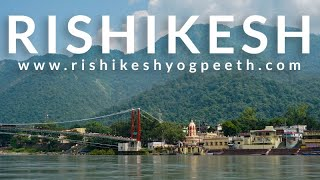 Download Beautiful City Rishikesh Video