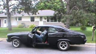 Download 1970 chevy nova with new 383 stroker Video