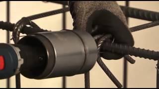 Download SMART TIE Rebar Tying System - Evolution of rebar tying Video