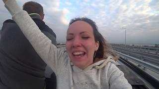 Download Первый УКРАИНЕЦ на крымском мосту. ОТКРЫТИЕ Крымского моста Video