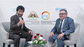 Download RC65 | Interview with Dr Ayoub Al-Jawaldeh, Regional Advisor, Nutrition, WHO/EMRO Video