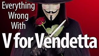 Download Everything Wrong With V For Vendetta Video