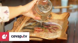 Download Ahşap boyamada yüz kat vernik nasıl uygulanır? Video