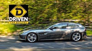Download 2017 Ferrari GTC4Lusso Car Review Video