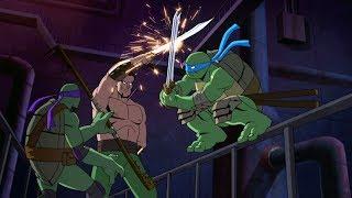 Download Leo and Don vs Ra's al Ghul | Batman vs Teenage Mutant Ninja Turtles Video