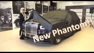 Download Phantom - The most silent car in the world!! Video