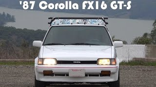 Download 4AGE + Corolla = Heaven , The forgotten Corolla Video