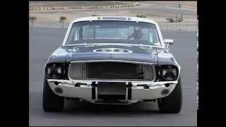 Download 1967 Shelby Mustang Coupe Group 2 Race Car Dream Car Garage 2002 TV series Video