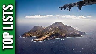 Download Top 10 Most Dangerous Islands Video
